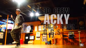 SOOS CHANNEL 003|ACKY|3D CREW  O.G.S.   YouTube2