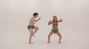 Adam vs Eve. Epic Dance Battles of History   YouTube