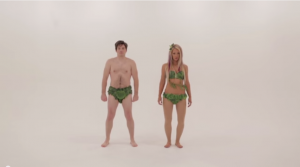 Adam vs Eve. Epic Dance Battles of History   YouTube2