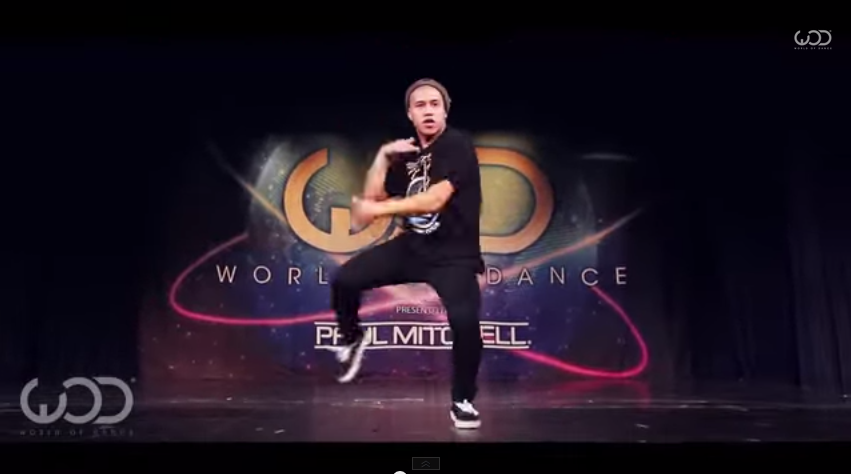 Bam Martin   World of Dance   FRONTROW    WODBOS 2013   YouTube