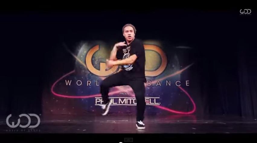 Bam Martin   World of Dance   FRONTROW    WODBOS 2013   YouTube