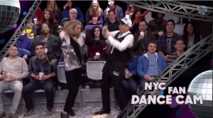 Jimmy Fallon and Taylor Swift Jumbotron Dancing   YouTube2
