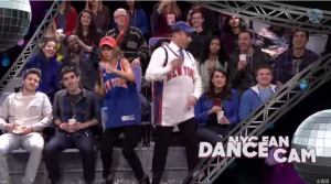 Jimmy Fallon and Taylor Swift Jumbotron Dancing   YouTube3