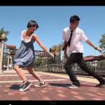 愛し合うカップルのダンス。Anthony Lee & Aye Hasegawaの本気デュエット