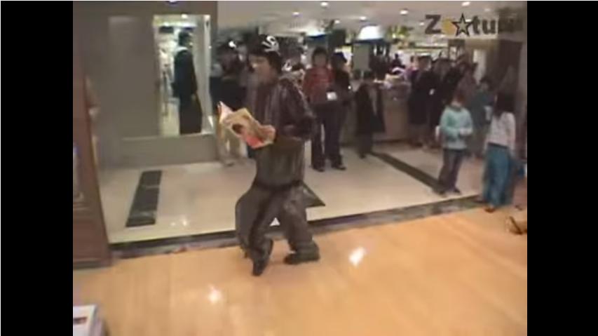 Nam Hyun Joon poppin  in Mall   YouTube