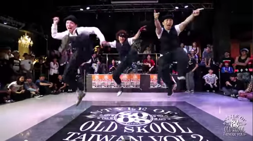 Showcase14 3 Kick Splits   20140412 Style Of Old Skool Taiwan Vol.2   YouTube