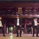 """日本初""""SWAG""""スタイル!日本の伝統的風景で踊る最先端のダンス"""