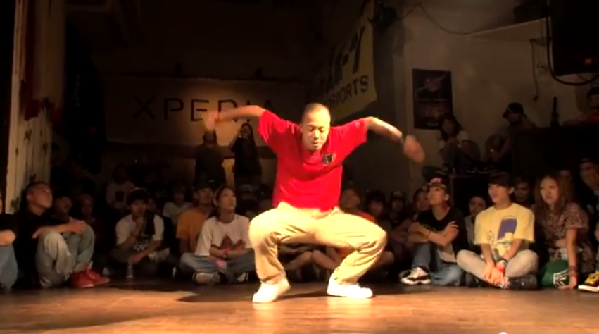 DANCE LIVE 2013 HIPHOP Kanto vol 02【SEMIFINAL】TOMOKO vs U SUKE KYOTO JAPAN   YouTube2