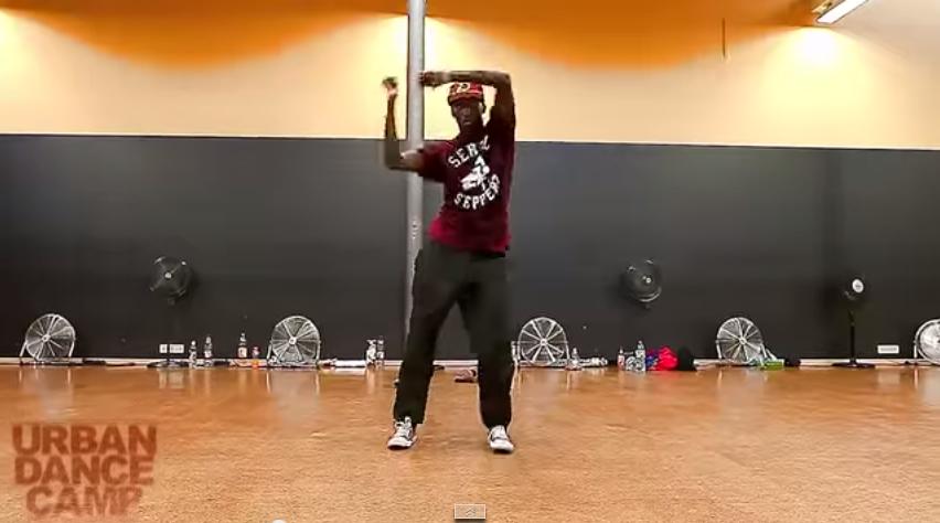 1991  by Azealia Banks    Kapelson  Kapela Marna   House Dance   Footwork     URBAN DANCE CAMP   YouTube2