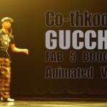 世界的に有名な日本のPopper!GUCCHONがファンキーに踊り上げる