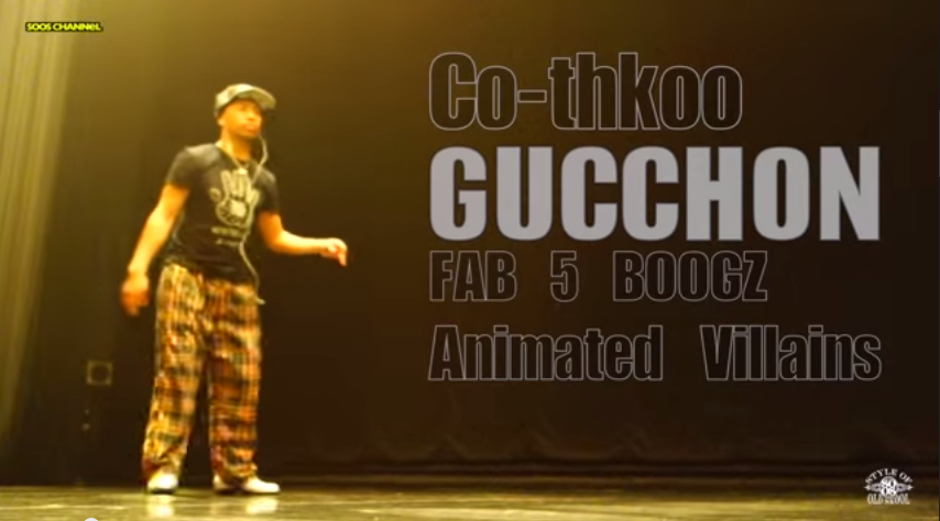 SOOS CHANNEL 005|GUCCHON|Co thkoo  FAB 5 BOOGZ   YouTube2