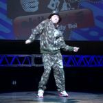 akihic☆彡 from BeatBuddyBoiのジャッジムーブ!最高のボディバランスに騒然!?
