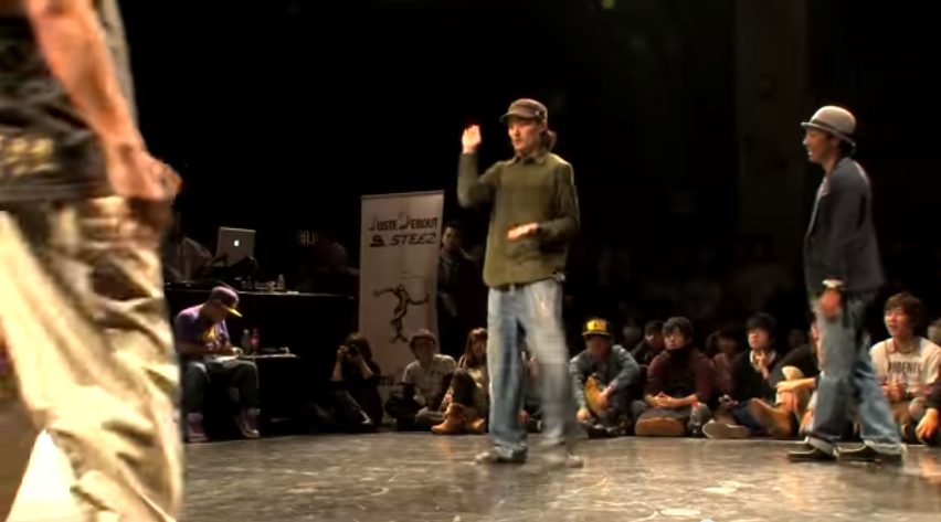 JUSTE DEBOUT 2012 【POP SIDE SEMIFINAL】フォーマーアクション vs Rhythmalism   YouTube