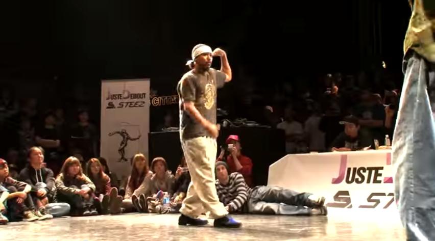 JUSTE DEBOUT 2012 【POP SIDE SEMIFINAL】フォーマーアクション vs Rhythmalism   YouTube2