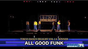 ALL GOOD FUNK_2012.11.11_TOKYO DANCE DELIGHT VOL.14_WINNER   YouTube2