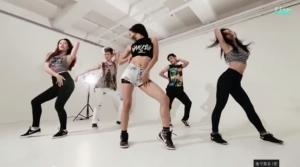 ANACONDA   Nicki Minaj Dance Video   ANACONDA   NickiMinaj Hip Hop Choreography by Lia Kim   YouTube2