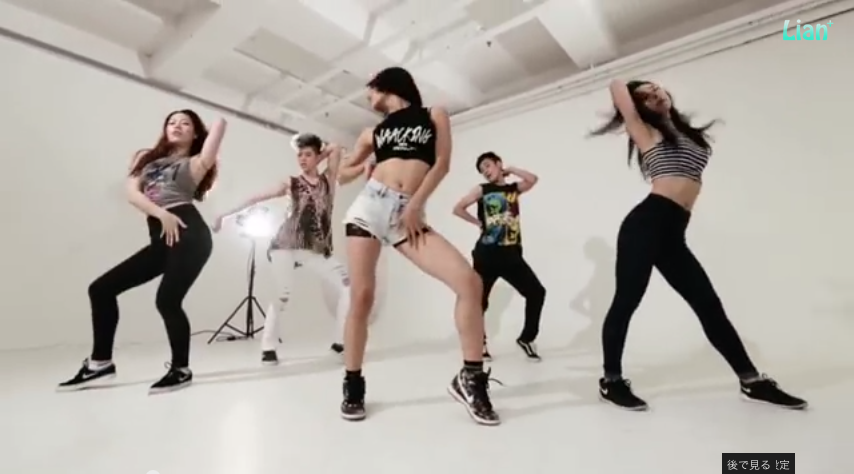 ANACONDA   Nicki Minaj Dance Video   ANACONDA   NickiMinaj Hip Hop Choreography by Lia Kim   YouTube2