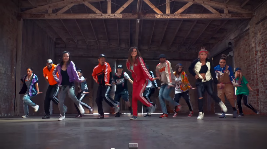 Alyson Stoner   Missy Elliott Tribute   Directed by  TimMilgram    alysonontour  missyelliott   YouTube