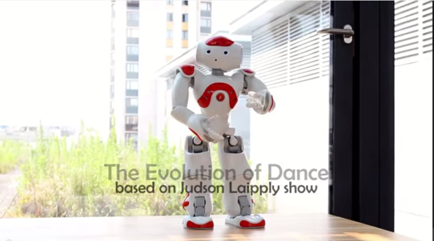 Evolution Of Dance by NAO Robot   YouTube2