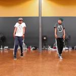 あの夫婦が高速ステップを披露!Keone & Mariel Madridが踊るHappyな動画