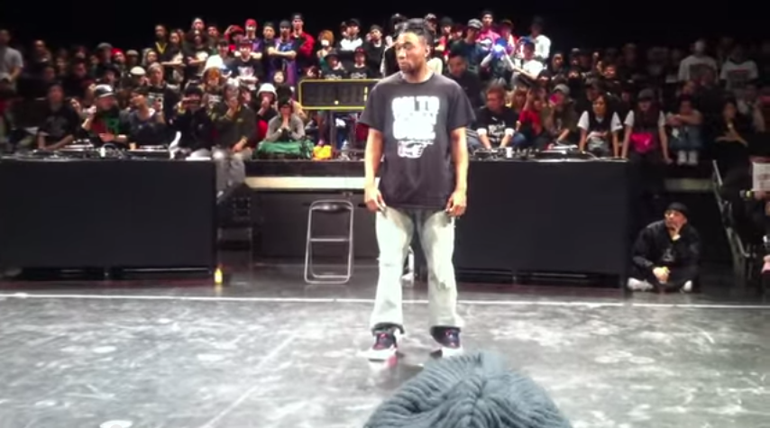 Juste Debout Japon Judge Meech Solo 2011. 1.11   YouTube2