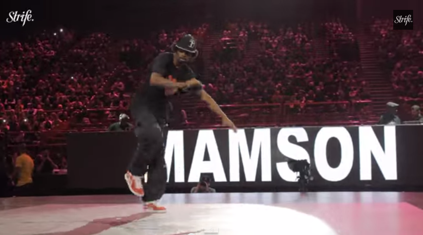 Mamson   STRIFE.TV   Juste Debout 2013 Judges Showcase   WANTED POSSE   YouTube