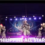 ヒップホップにロックにアクロバット!Philippine All Starsの豪華なパフォーマンス