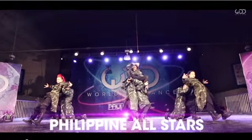 Philippine All Stars   World of Dance   FRONTROW    WODBAY 2013   YouTube2