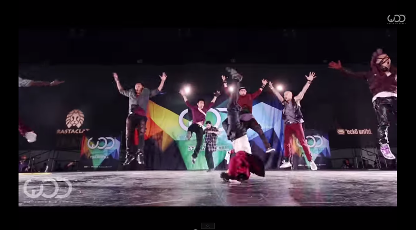 Quest Crew   FRONTROW   World of Dance  WODLA  14   YouTube