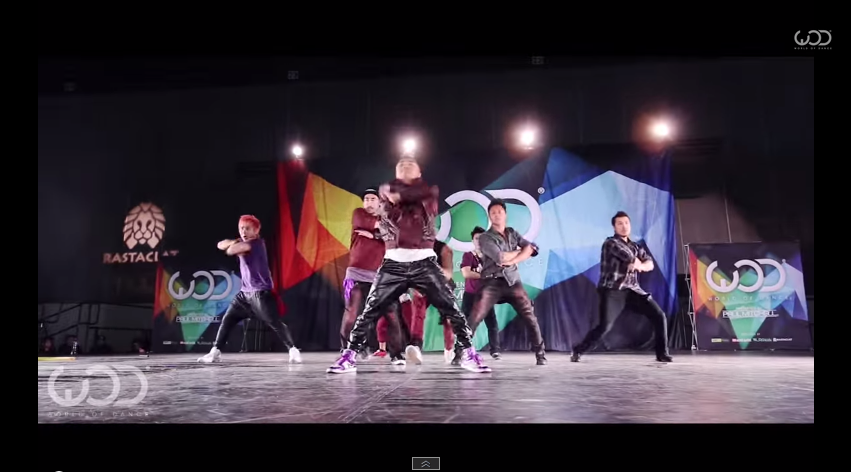 Quest Crew   FRONTROW   World of Dance  WODLA  14   YouTube2