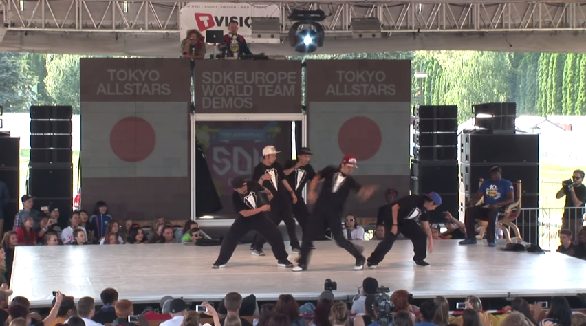 SDK EUROPE 2013 WORLD TEAM BATTLE TOKYO ALLSTARS  JAPAN    YouTube