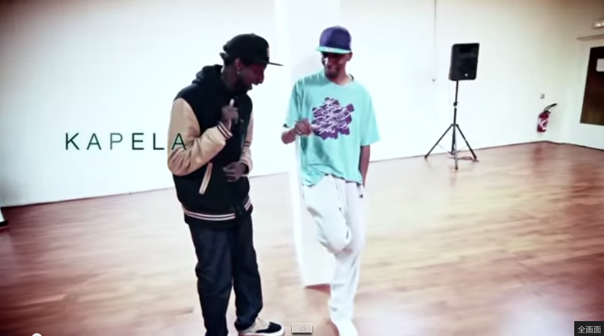 SERIAL STEPPERZ   DELIGHTED FOOTWORK   YouTube2