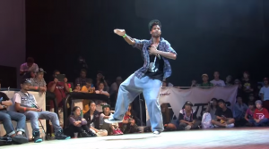 DANCE LIVE 2013 FREESTYLE Kanto CHARISMAX【FINAL】リュウイチ vs Slim Boogie   YouTube