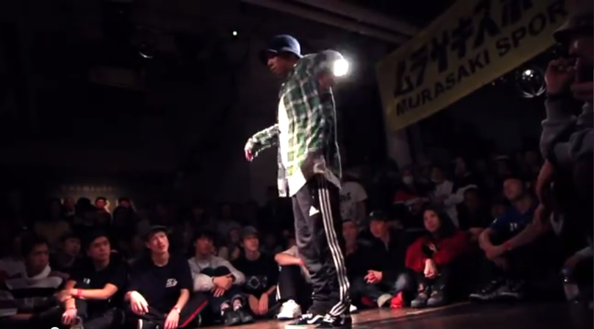 Yusei  KING OF SWAG  vs akihic☆彡  Beat Buddy Boi  FINAL   DANCE LIVE HIPHOP KANTO vol.4 2015   YouTube2