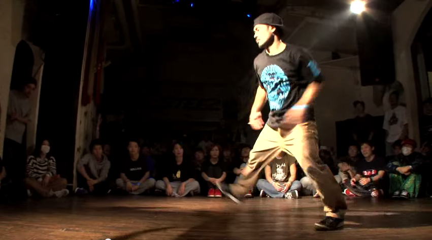 PINO ALMA  vs HIRO ALMA  DANCE LIVE 2014 HOUSE KANTO vol.4 【FINAL】   YouTube2