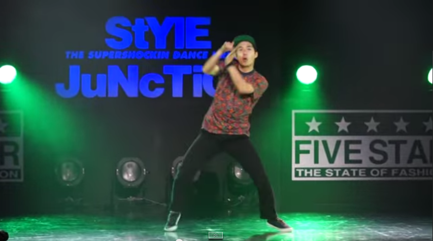 【SS】STYLE JUNCTION 2014   YouTube