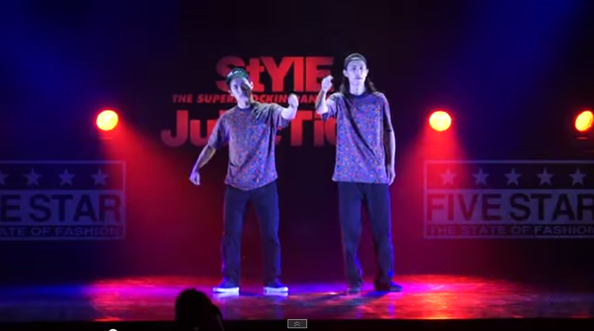 【SS】STYLE JUNCTION 2014   YouTube2
