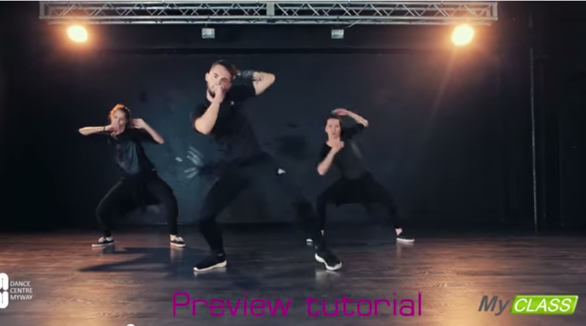 MYCLASS  Juicy J   A AP Rocky – Scholarship tutorial by Maxim Kovtun   Dance Centre Myway   YouTube2