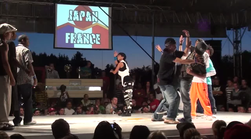 SDK 2010 team battle France vs Japan  part 2    YouTube2