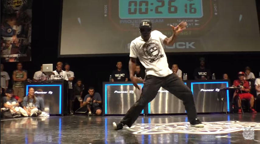 West Gang NESS CREESTO  vs QUIGHT TAC ZOOM  BEST4 POP 【WDC 2014】   YouTube2