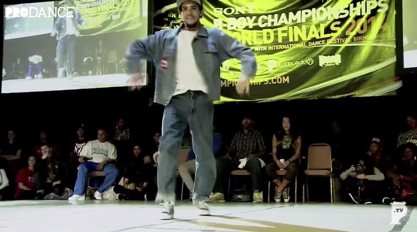 GREENTECK vs GATOR   UK B Boy Championships 2014   Popping Final   YouTube
