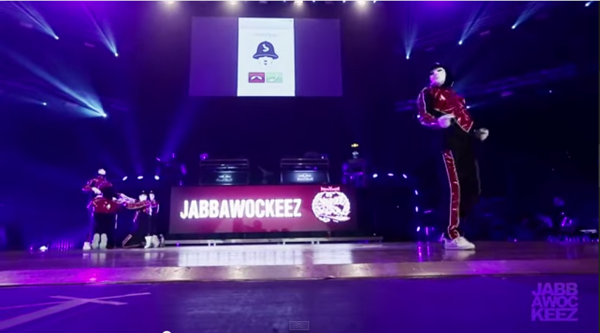 Jabbawockeez at Battle of the Year 2014   YouTube