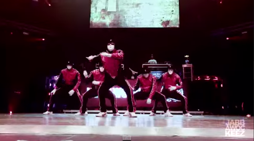 Jabbawockeez at Battle of the Year 2014   YouTube2