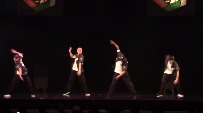 V RAZE+WAZA_JAPAN DANCE DELIGHT VOL.21大阪大会   YouTube2