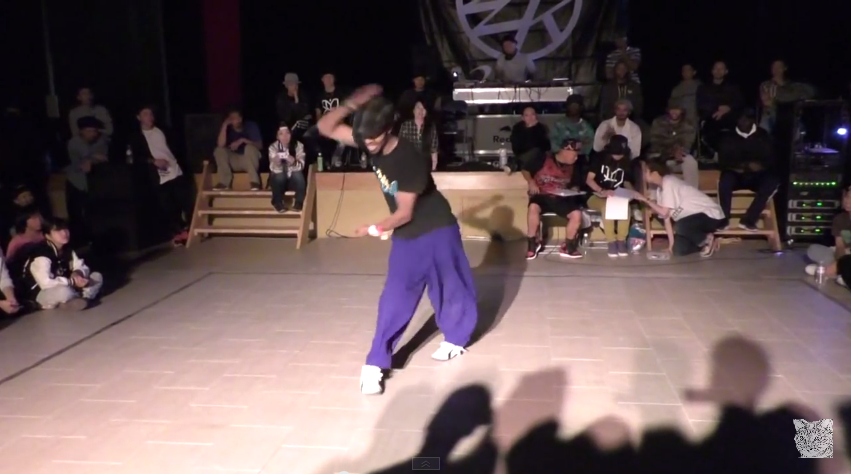 YOSHIE vs FIRELOCK FINAL LOCK 【SDCJ2014】   YouTube3