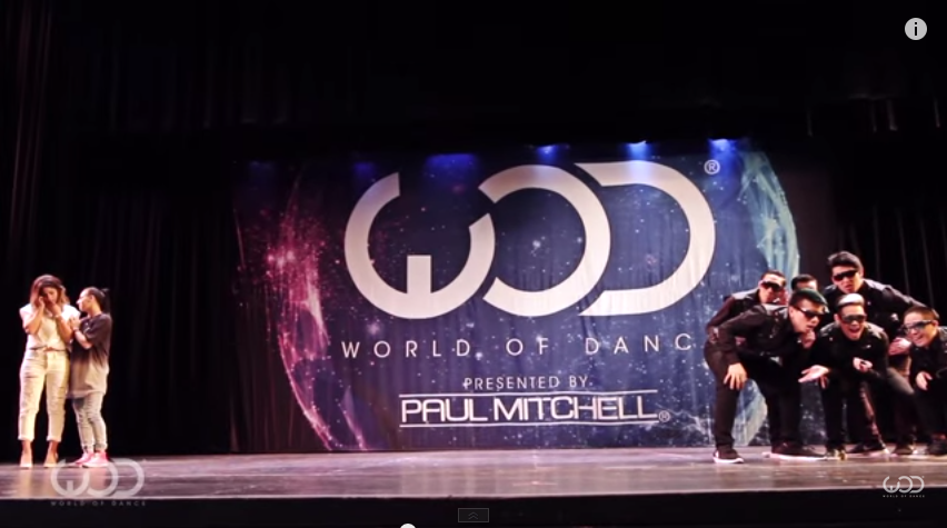 Poreotics   FRONTROW   World of Dance Orlando 2015    WODFL2015   YouTube