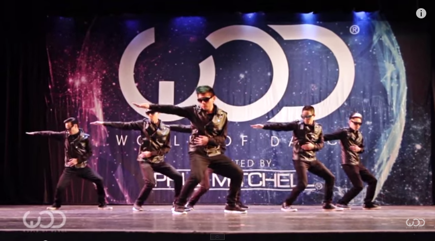 Poreotics   FRONTROW   World of Dance Orlando 2015    WODFL2015   YouTube2