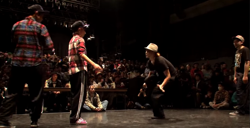 JUSTE DEBOUT JAPON 2013【POP SEMIFINAL】魁極龍 vs QUIGHT   YouTube2