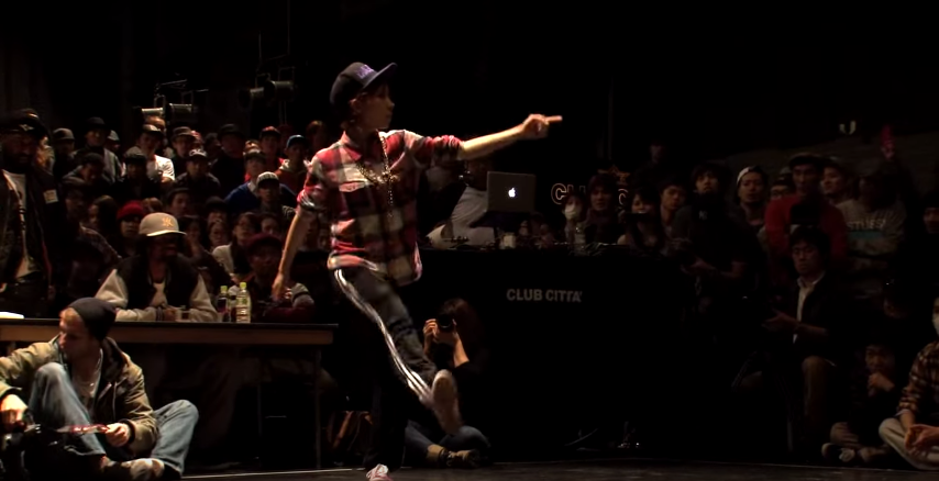 JUSTE DEBOUT JAPON 2013【POP SEMIFINAL】魁極龍 vs QUIGHT   YouTube