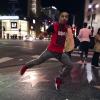 人間?!あ、なんだCG合成か|Fik-Shunのストリートポッピンが現実を超越した動画